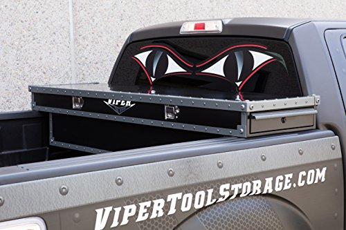 Viper Tool Storage VV70BLT Armor 70 Inch Full Size Truck Box